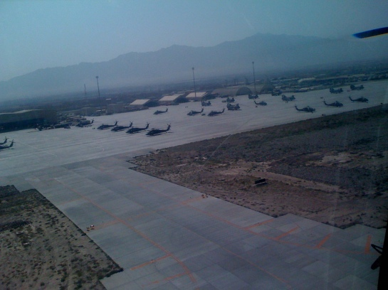 Bagram Air Field